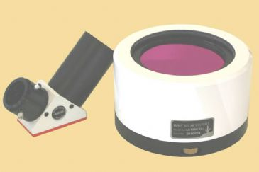 Lunt 100mm Ha Etalon-Filter-System with B1800 blocking filter for 2'' focuser